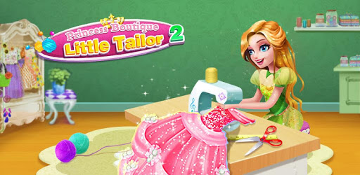✂️🧵Baby Tailor 2 - Fun Game For Kids apk