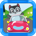 Toy Car Driving Game For Kids Icon