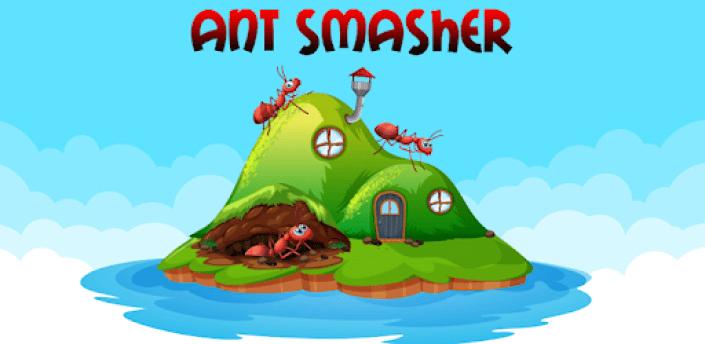 Ant smasher games  – Bug Smasher Games For Kids. apk