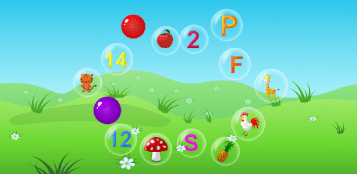 Bubble Pop - Play and Learn apk