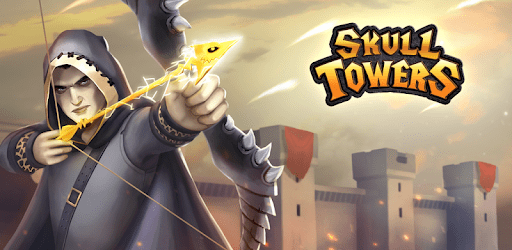 Skull Towers - Castle Defense Games Offline apk