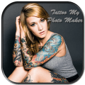 Tattoo My Photo Maker Icon