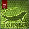 Iguana Green Skin. GO Launcher EX Theme Icon