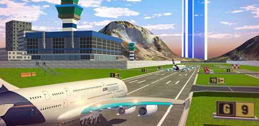 Real Plane Flight Simulator: Fly 3D Game apk