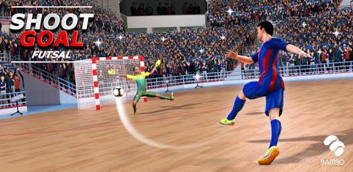 Shoot Goal - Futsal football apk