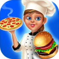 Restaurant Cooking Chef Zoe – Cook, Bake and Dine Icon