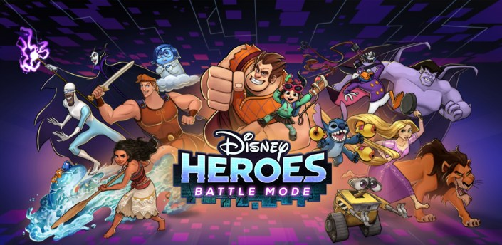 Disney Heroes: Battle Mode apk