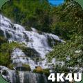 4K Waterfall Video Wallpaper Icon