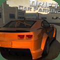 3D City Drift Car Parking Icon