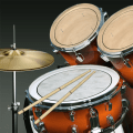 Simple Drums Rock - Realistic Drum Simulator Icon