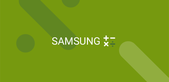 Samsung Calculator apk