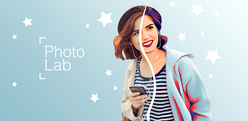 Photo Lab Picture Editor FX: filters & art montage apk