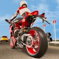 Real Motorbike Simulator Race 3D Icon