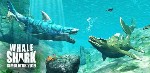 Whale Shark Attack Simulator apk