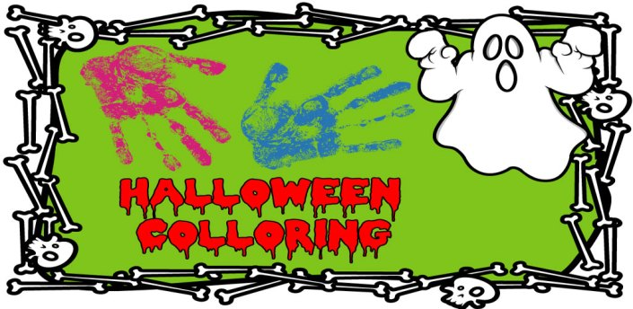 Halloween Coloring Pages apk