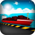Ship Simulator 3D: Sea Cargo Icon