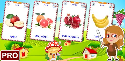 Fruits Cards PRO apk