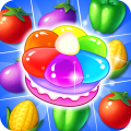 Sweet Fruit Candy Blast Icon