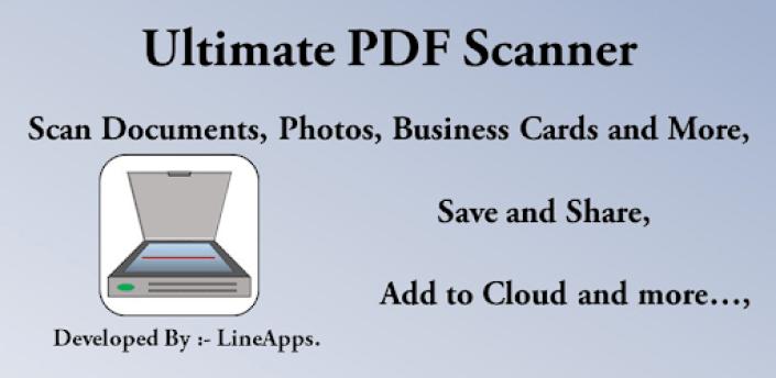 PDF Scanner apk