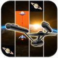 Wars of Stars Piano Tiles Icon