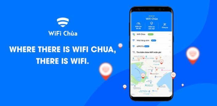 WiFi Chùa - Connect free hotspots apk