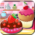 Decoration Sweet Donut Delight Icon