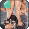 Gym Workout Trainer -  Fitness Coach Plans Icon
