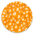 Bitcoin Price Tracker Icon