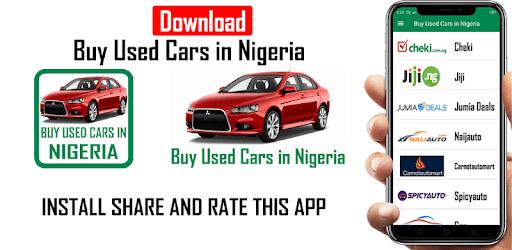 Buy Used Cars in Nigeria apk