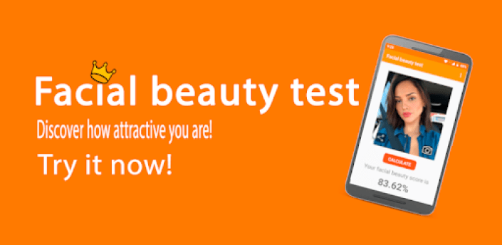 Facial beauty test – How attractive are you? apk
