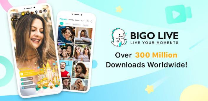 BIGO LIVE - Live Stream, Live Video & Live Chat apk