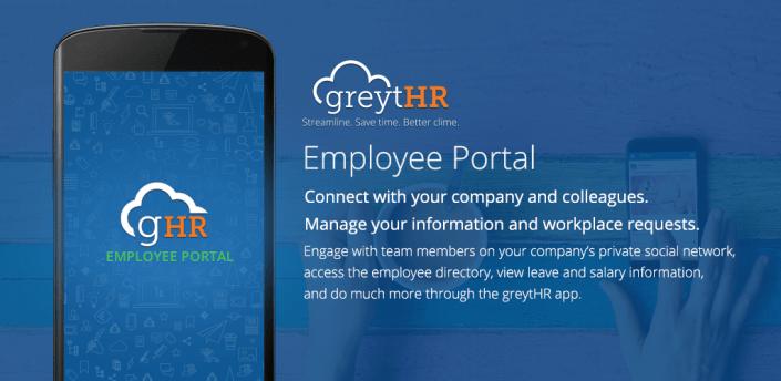 greytHR Employee Portal apk