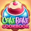 Cake Bake - CookBook Cooking Games Icon