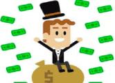EARN MONEY WITH REWARD CASH APP Icon