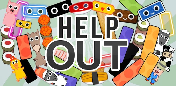 HELP OUT - Blocks Game apk
