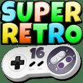 SuperRetro16 Lite (SNES) Icon
