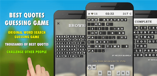 Best Quotes Guessing Game - Free apk