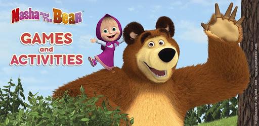 Masha and the Bear. Games & Activities apk