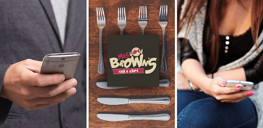 Mrs Brown's Fish and Chips apk