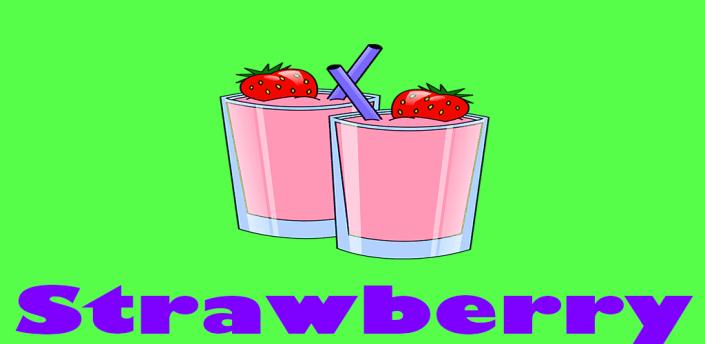Strawberry Drinks apk