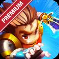 Soul Warrior: Sword and Magic - RPG Adventure Icon