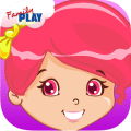 Ballerina Games for Toddlers Icon