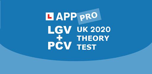 LGV+PCV Theory Test App (Pro) apk