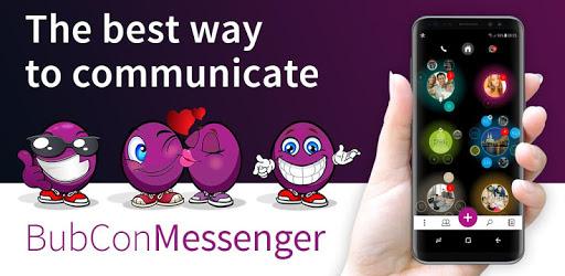 BubCon Messenger apk