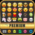 Cute Emoji Keyboard Premium - GIF, Emoticons Icon