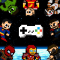 2 3 4 Heroes - Avengers of Multiplayer Game Icon