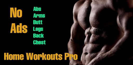 Home Workouts Gym Pro (No ad) apk