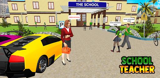 High School Teacher Simulator: Virtual School Life apk