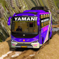 City Highway Bus Simulator 2020 Mobile Bus Driving Icon