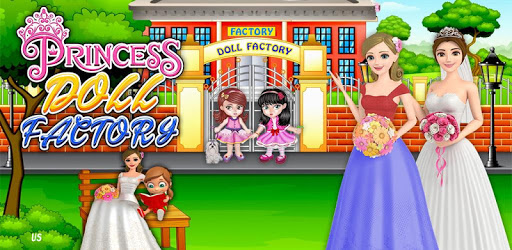 Fashion Doll Factory: Dream Doll Makeover Game apk